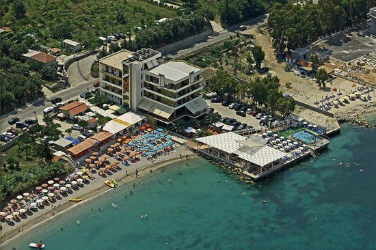 Photo of Hotel Paradise Beach Radhime