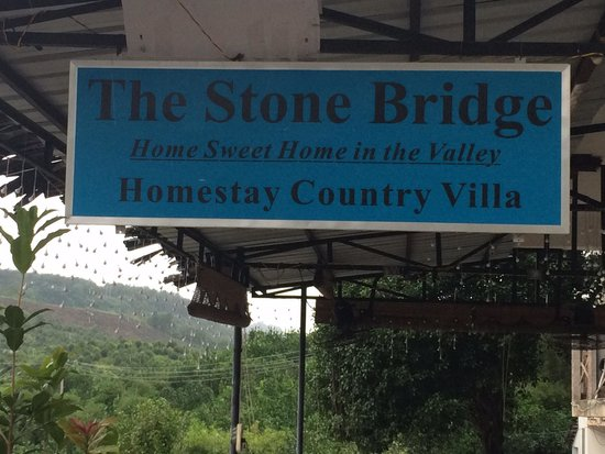 The Stone Bridge-Home Sweet Home in the Valley