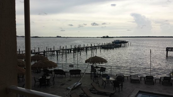 Beso Del Sol Resort: View from Suite 201