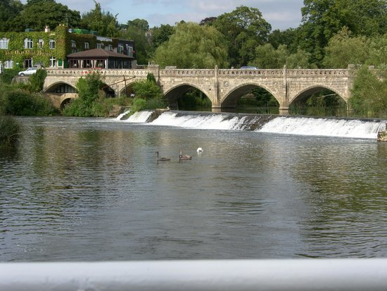 Bathampton Weir Picture Of Bath City Boat Trips Day Tours Bath TripAdvisor