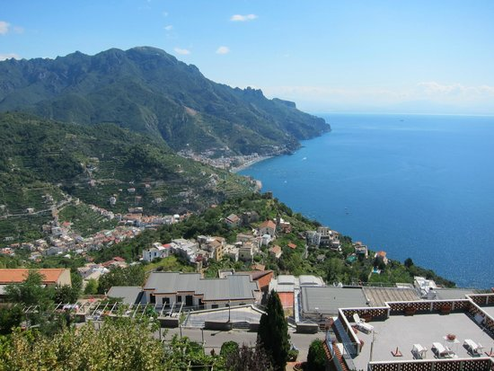 View From Pool Picture Of Graal Hotel Ravello Ravello Tripadvisor
