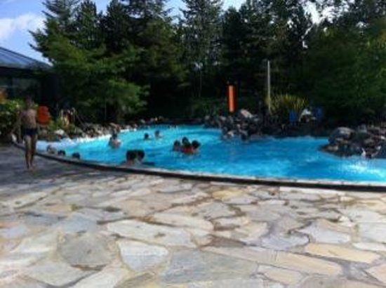 Outdoor Pool Picture Of Center Parcs Longleat Forest Warminster Tripadvisor