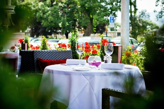 le jardin terrace picture of le richemond geneva