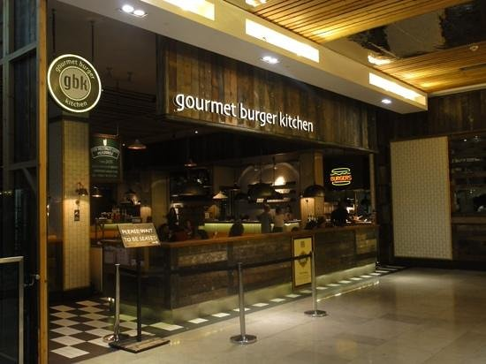 The Store Picture Of Gourmet Burger Kitchen Old Stratford Tripadvisor
