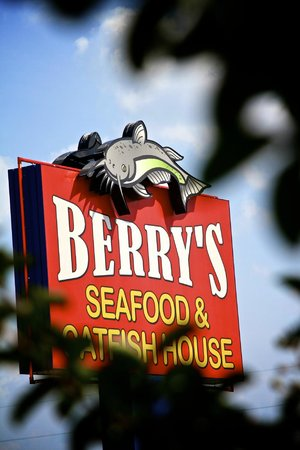 Andy Griffith - Picture of Berry's Seafood Restaurant, Florence ...