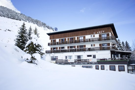 Photo of Hotel Le Cret Les Deux-Alpes