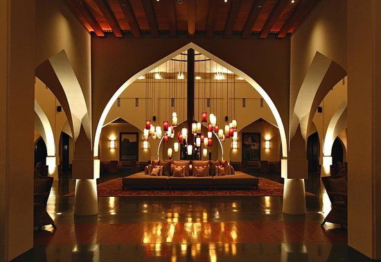 The Chedi Muscat – a GHM hotel: Reception