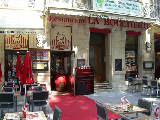 la boucherie niort restaurant avis num ro de t l phone photos tripadvisor. Black Bedroom Furniture Sets. Home Design Ideas