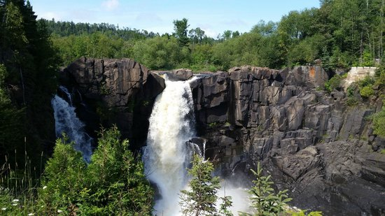 RV Park Staying  Grand Portage
