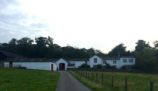 Whitbysteads Hill Farm