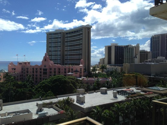 view picture of holiday inn resort waikiki beachcomber. Black Bedroom Furniture Sets. Home Design Ideas
