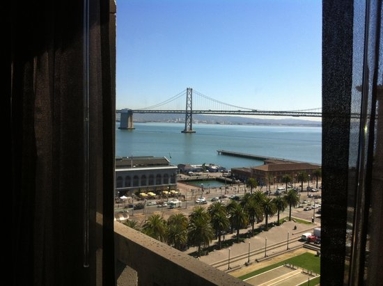 bay view from our room on the 15th floor picture of. Black Bedroom Furniture Sets. Home Design Ideas