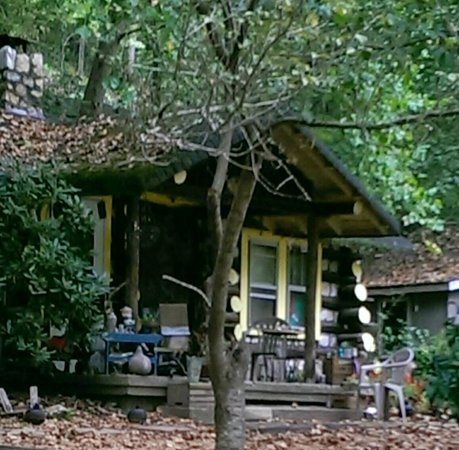 Rv campsites picture of french broad river campground for Tripadvisor asheville nc cabin rentals