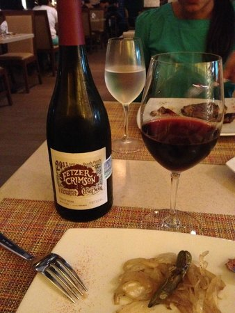 Tango Steakhouse and Wine