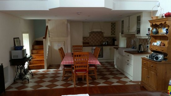 Carrick-on-Suir, Ireland: kitchen