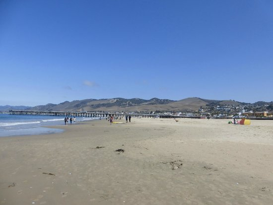 Shelter cove 39 s view video fra the inn at the cove pismo for Best western pismo