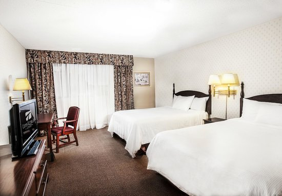 Clifton Victoria Inn at the Falls: Traditional Room Two Queen