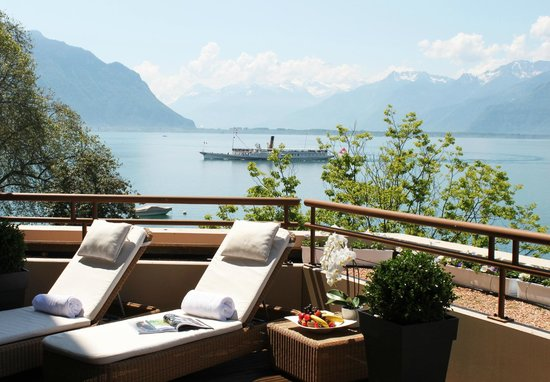 Hotel Royal Plaza Montreux