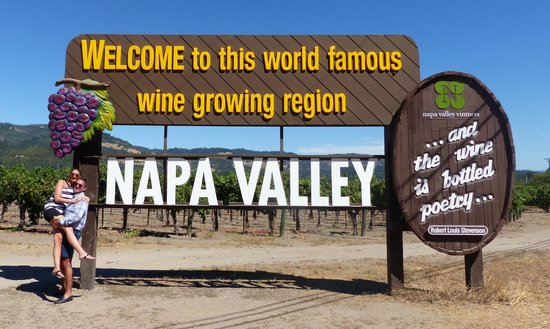 Flex wine tours napa ca address phone number taxi for Best time to visit napa valley wine country