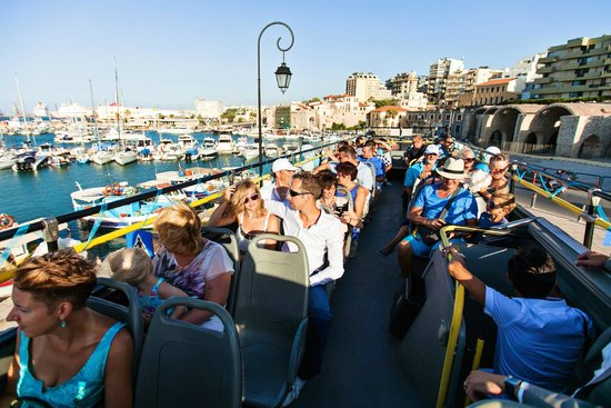 Heraklion Sightseeing Tour