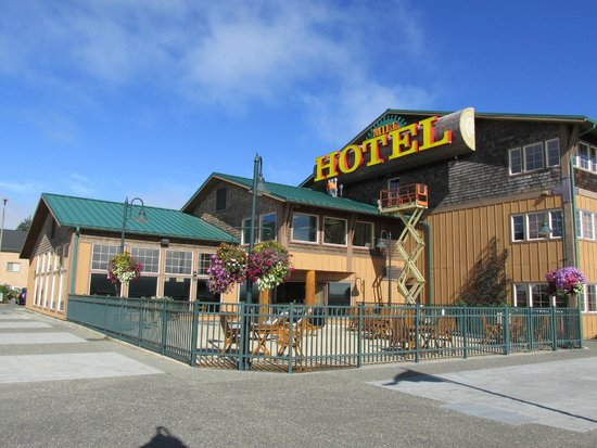 Coos bay casino hotel