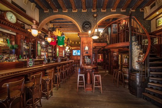 Temple Bar Amp Irish Pub Barcelona Restaurant Reviews Phone Number Amp Photos Tripadvisor