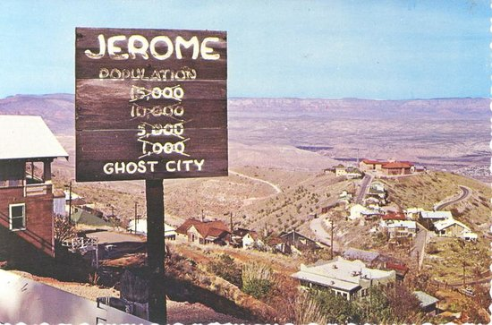 Tours of Jerome