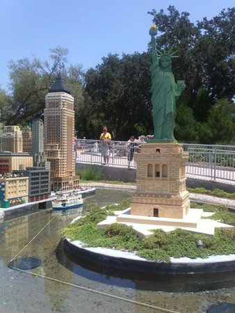 Winter Haven, FL: Miniland en Legoland Florida.