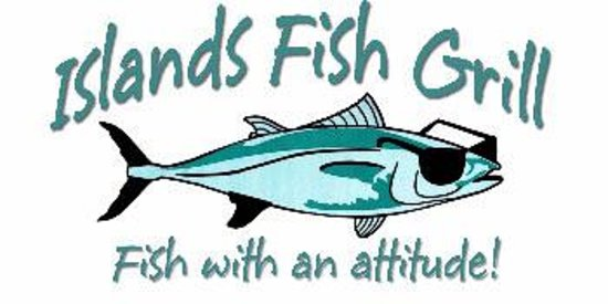 Logo 2 picture of islands fish grill indialantic for Island fish grill