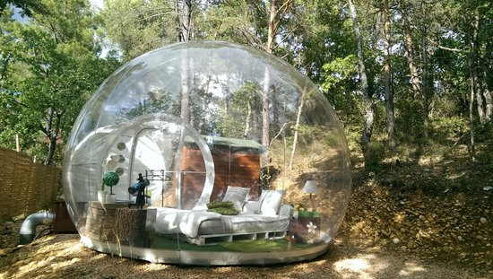 Bulle Nature Picture Of Attrap 39 Reves Montagnac Montpezat Tripadvisor