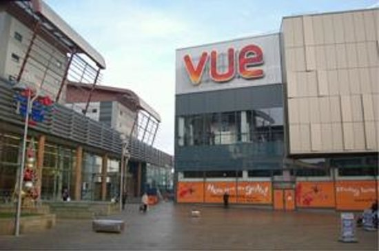 Great Location And Comfortable Seats Vue Cinema