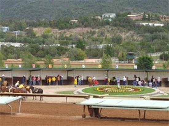 Ruidoso Downs (NM) United States  city photos gallery : BEST WESTERN Pine Springs Inn Photo: Local Attraction