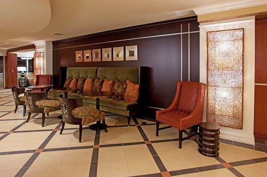 Holiday Inn Anderson: ANDCT - Lobby No. 4