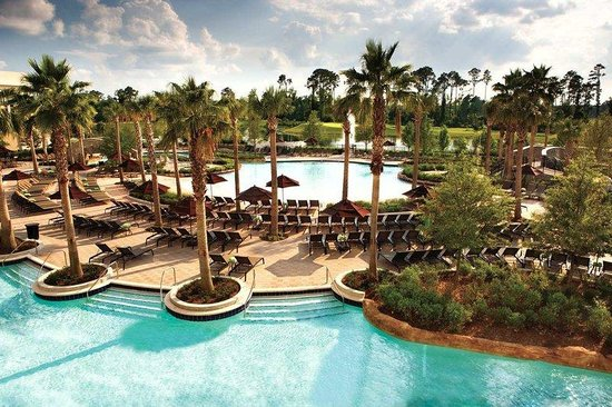 Hilton Orlando Bonnet Creek Photo