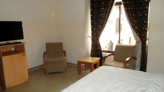 Citilodge Hotel Lagos: Our 2nd room
