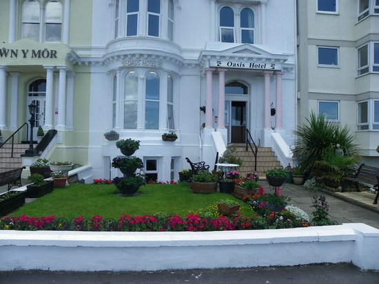 Photo of The Oasis Hotel Llandudno