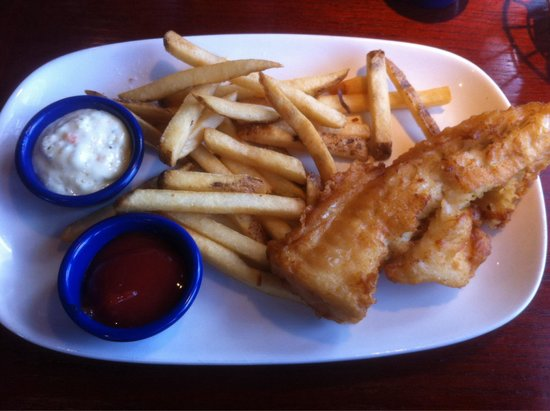 Red lobster greenwood menu prices restaurant reviews for Red lobster fish and chips