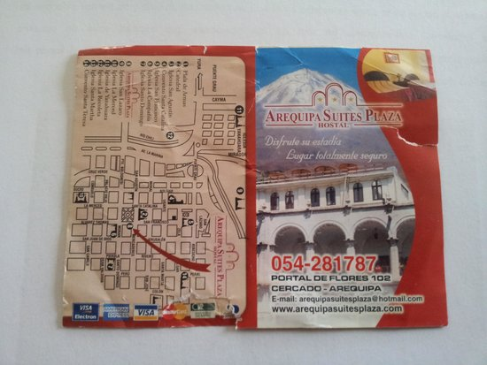 Hostal Arequipa Suites Plaza
