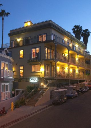 Photo of The Avalon Hotel on Catalina Island