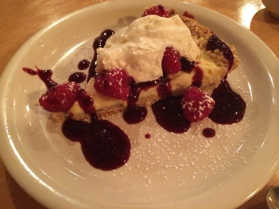 Columbia Falls, MT: Sweet Ricotta Tart with Almond Crust