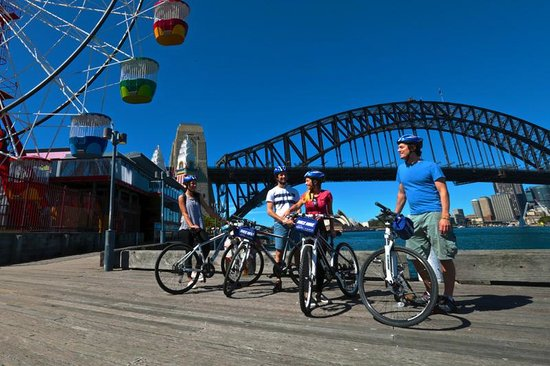 Sydney Bike Tours & Hire