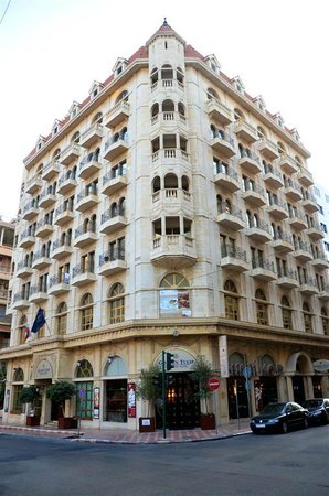 Photo of Golden Tulip Serenada Hotel Hamra Beirut