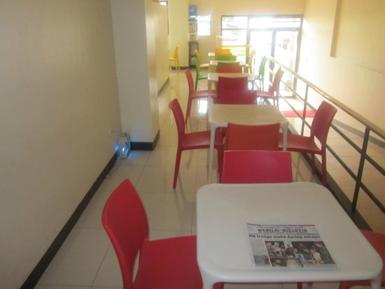 Orchard Hotel Davao Orchard Hotel Lounge at The