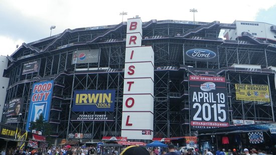It 39 S Bristol Baby Picture Of Bristol Motor Speedway