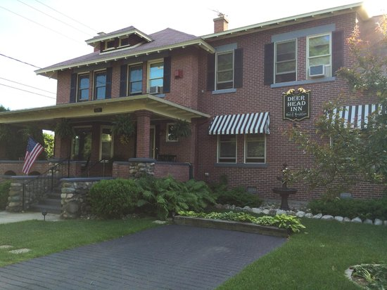 Bed And Breakfast Lighthouse Mackinaw City
