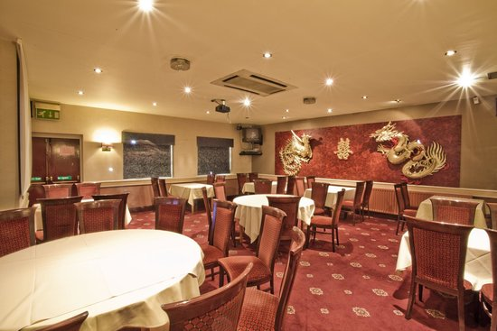 Function room upstairs picture of chung ying garden for Garden room birmingham