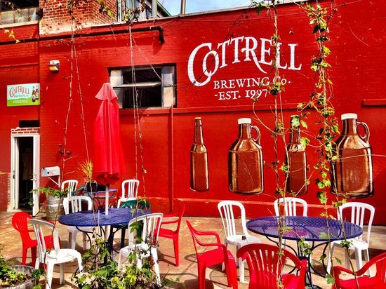Cottrell Brewery