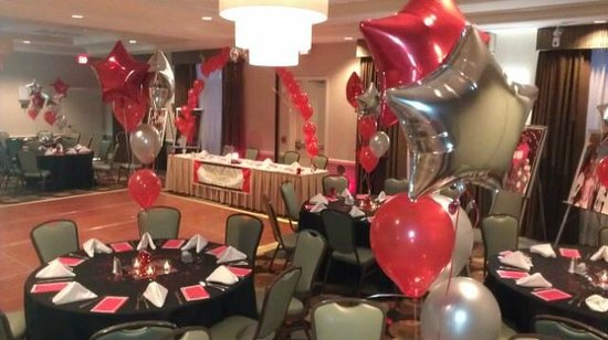 Prom Themed Surprise 50th Birthday Party Picture Of Hilton Garden Inn Waldorf Waldorf