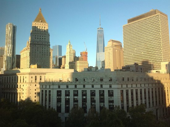 Hotel Mulberry: View from Mulberry Hotel at dawn