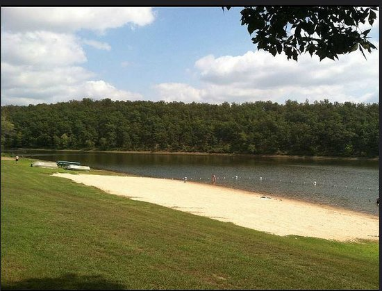 Greenbrier (AR) United States  city photos gallery : RV site Picture of Woolly Hollow State Park, Greenbrier